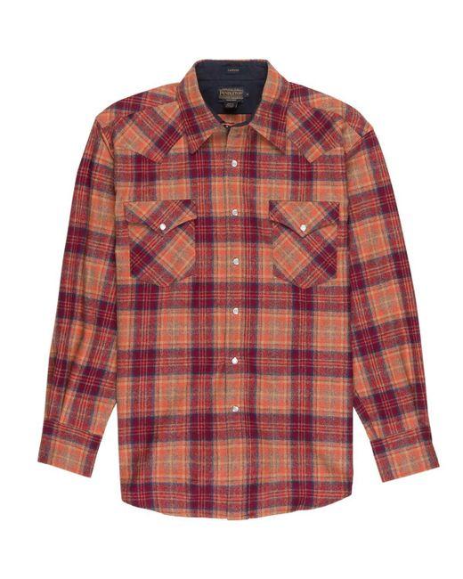 Pendleton | Red Canyon Shirt for Men | Lyst