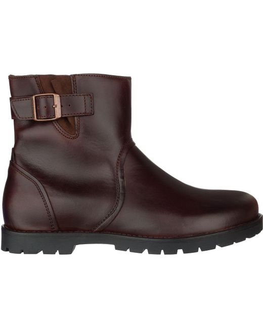 Birkenstock - Brown Stowe Leather Boot - Lyst