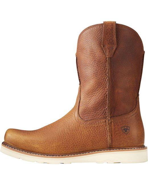 Ariat - Brown Rambler Recon Boot for Men - Lyst