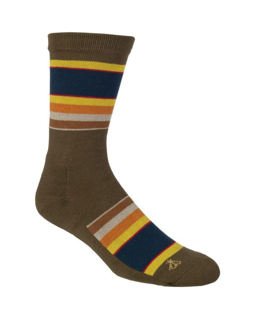 Pendleton - Blue National Park Crew Sock for Men - Lyst