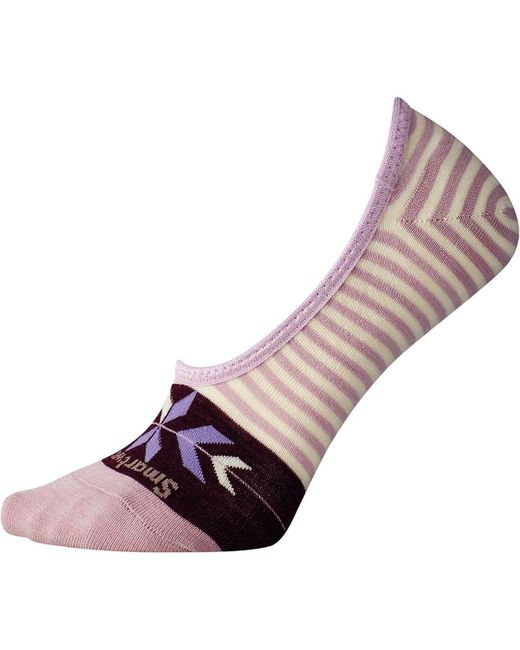 Smartwool - Multicolor Ouray Arrow Hide And Seek No Show Socks - Lyst