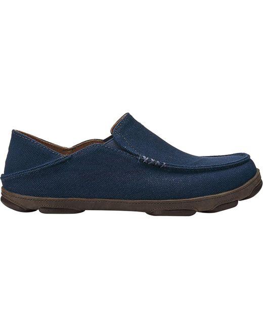 Olukai - Blue Moloa Kapa Shoe for Men - Lyst