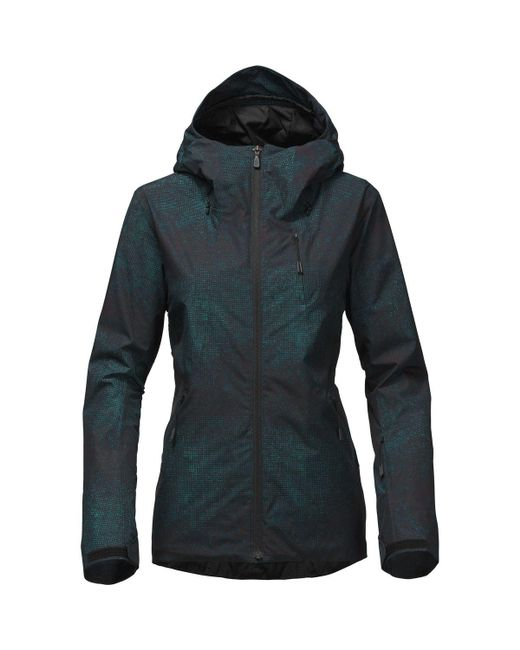 The North Face - Multicolor Clementine Triclimate Hooded 3-in-1 Jacket - Lyst