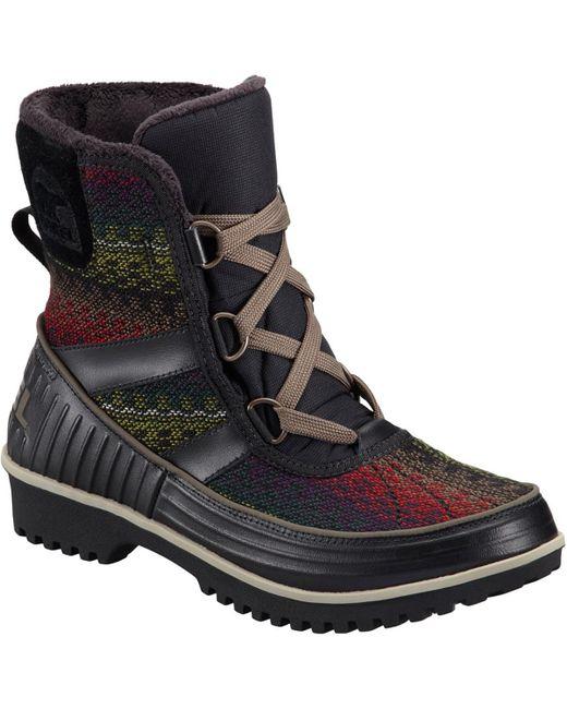 Sorel - Black Tivoli Ii Boot - Lyst