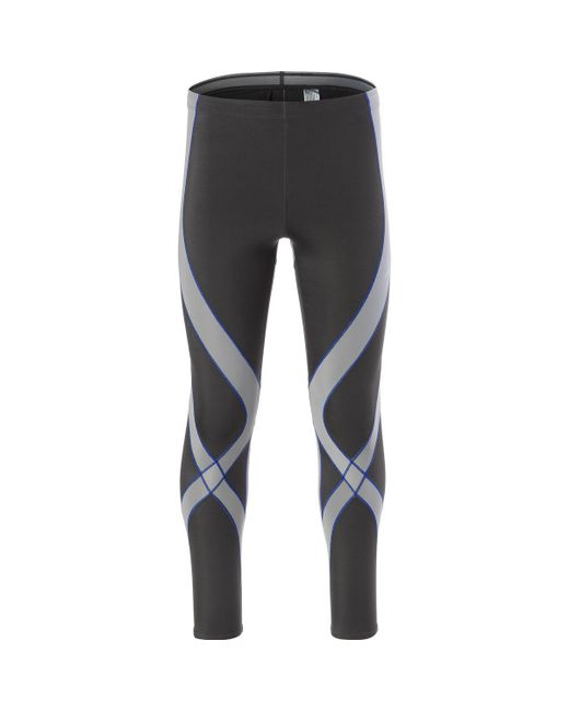 CW-X | Gray Endurance Pro Tights for Men | Lyst