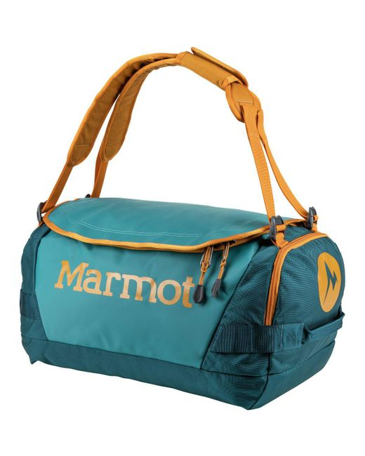 Marmot - Blue Long Hauler Small 35l Duffel Bag - Lyst