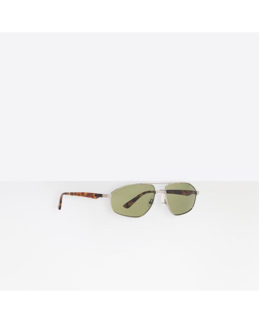Balenciaga - Multicolor Gafas de sol Vintage Aviator for Men - Lyst
