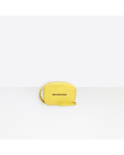 29f0c91d7664 Balenciaga - Multicolor Everyday Camera Bag Xs - Lyst ...