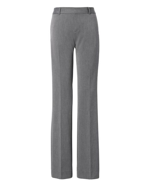 Banana Republic - Gray Petite Logan Trouser-fit Heathered Pant - Lyst