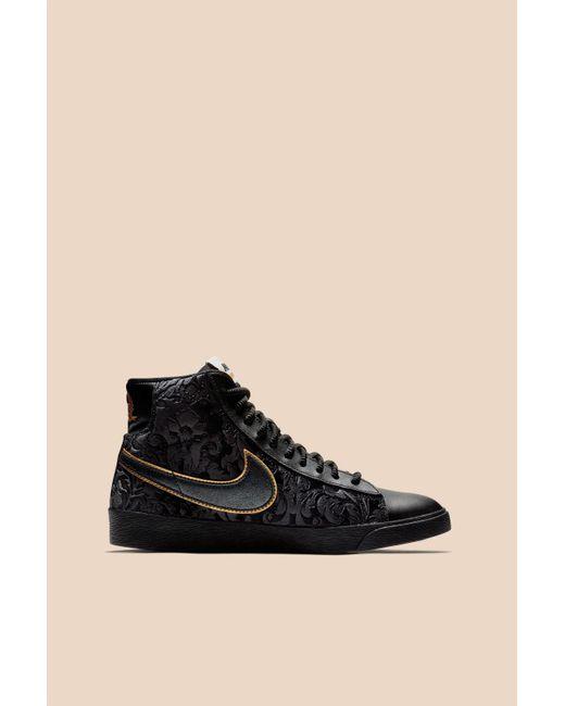 bea5e2fe8f3296 Nike - Black Blazer Mid - Lyst ...