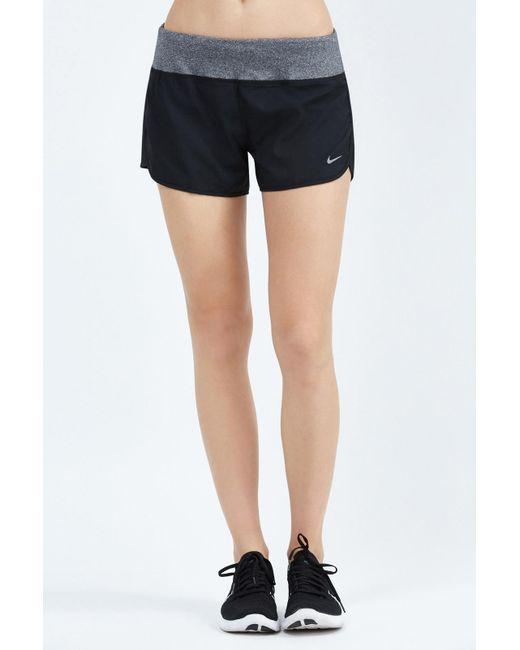 Nike | Black 3 In Rival Short | Lyst