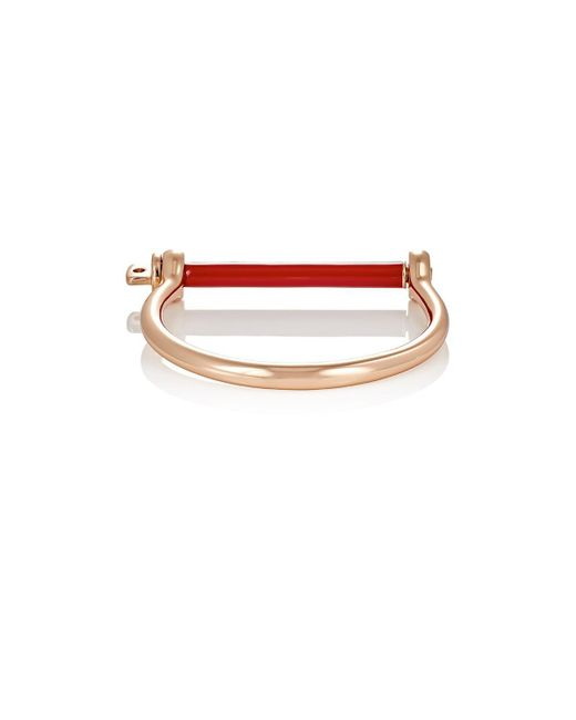 Miansai | Multicolor Screw Cuff Bracelet | Lyst