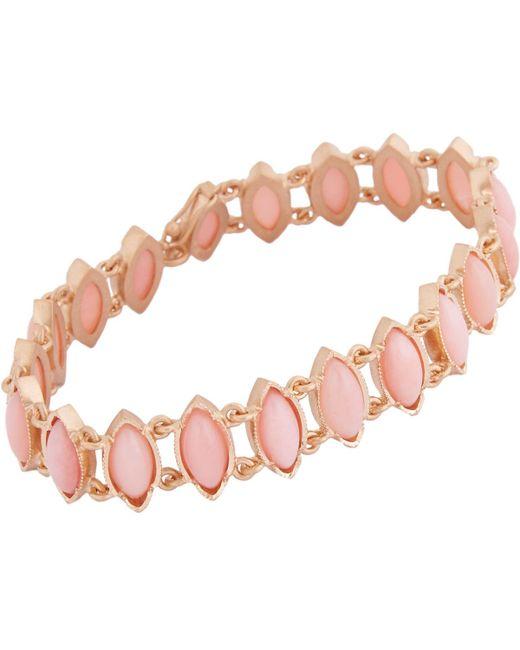 Irene Neuwirth | Pink Gemstone Bracelet | Lyst