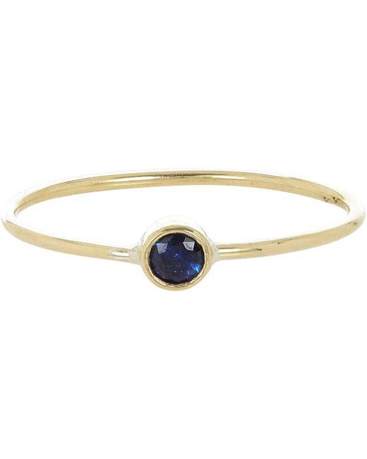Jennifer Meyer - Multicolor Sapphire Bezel Ring - Lyst
