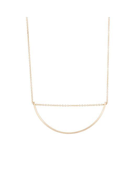 Hirotaka | Metallic Bow Necklace | Lyst