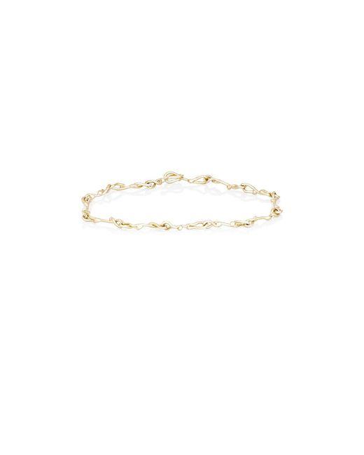 Dean Harris - Metallic Vine-link Bracelet for Men - Lyst