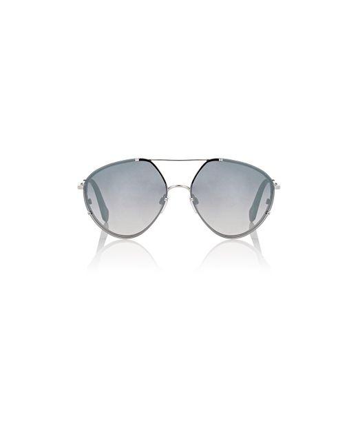 Balenciaga | Black Ba 85 Sunglasses | Lyst