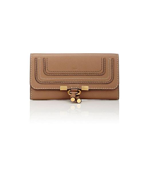 Chloé - Multicolor Marcie Continental Wallet - Lyst
