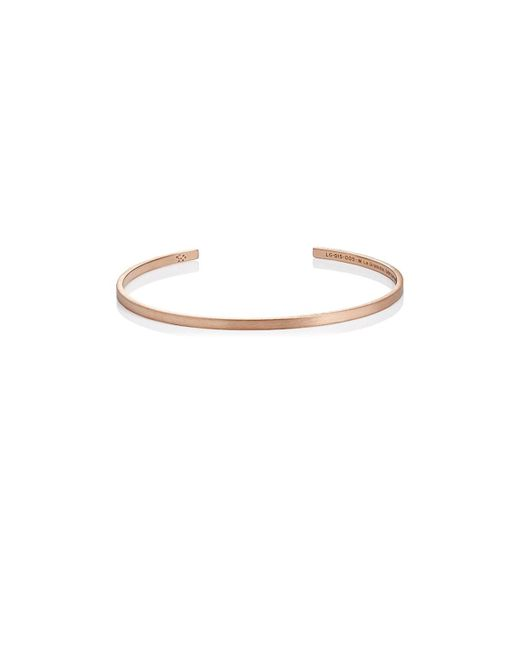 Le Gramme - Metallic Le 7 Cuff for Men - Lyst