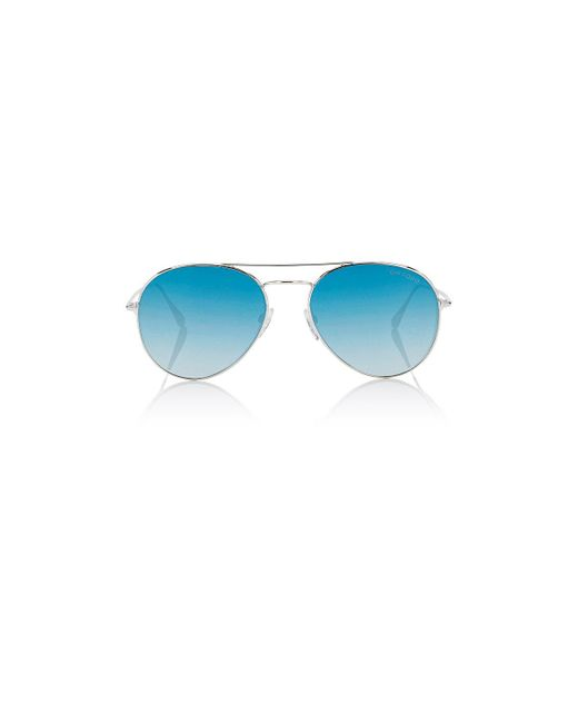 Tom Ford - Blue Ace Sunglasses for Men - Lyst