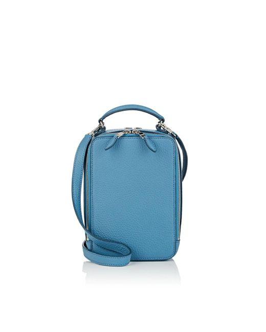 Sonia Rykiel - Blue Pavé Parisien Leather Shoulder Bag - Lyst