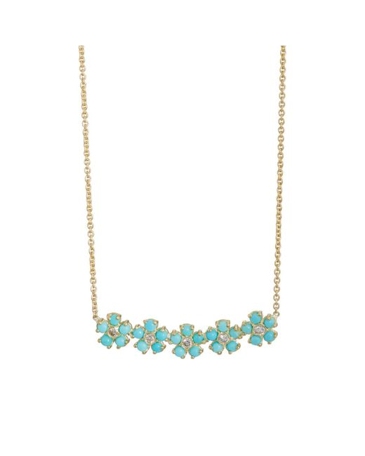 Jennifer Meyer | Multicolor Flower | Lyst