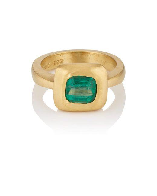 Eli Halili - Multicolor Emerald Ring - Lyst