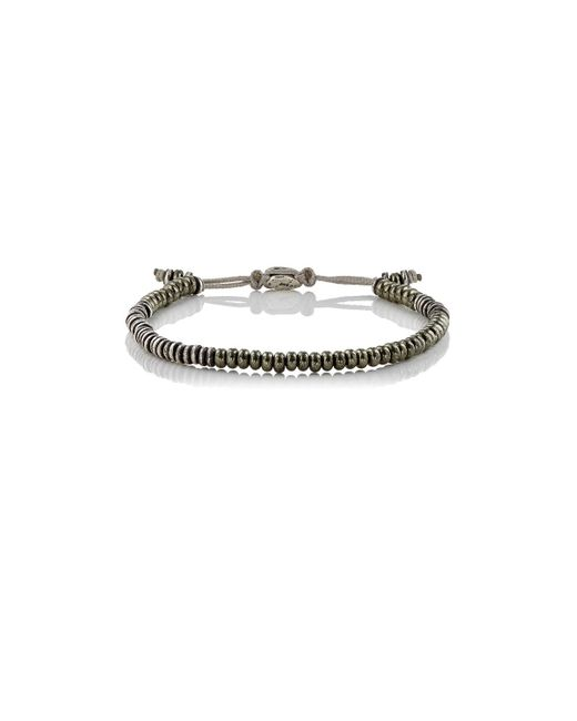 M. Cohen | Metallic Roundtable Ingot Bracelet | Lyst