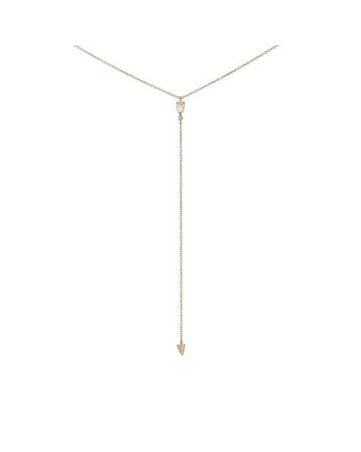 Loren Stewart | White Opal- & Diamond-accented Y | Lyst