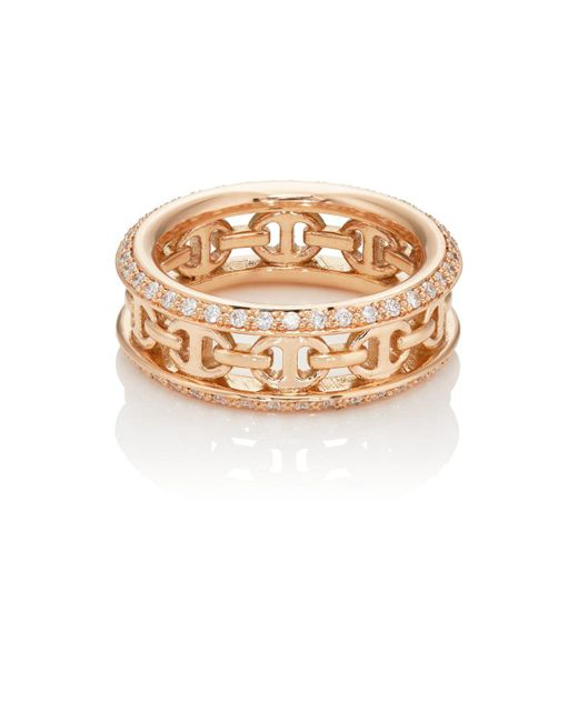 Hoorsenbuhs | Pink Chassis Ii Ring | Lyst