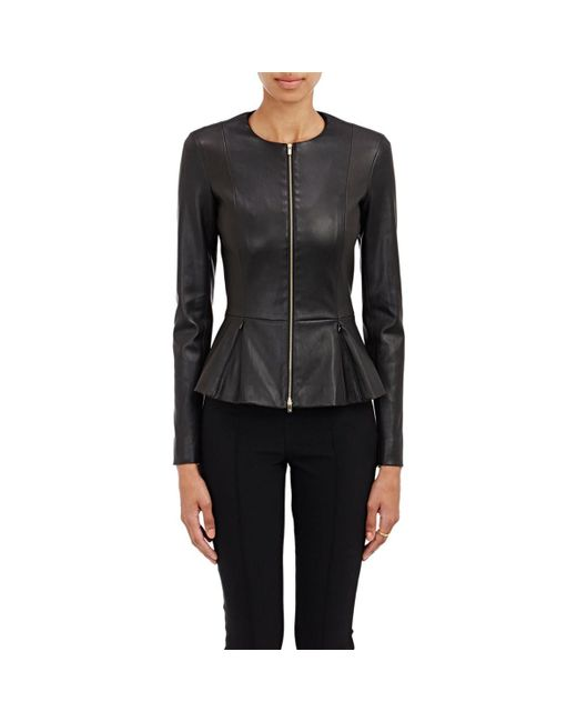 The Row - Black Anasta Jacket - Lyst