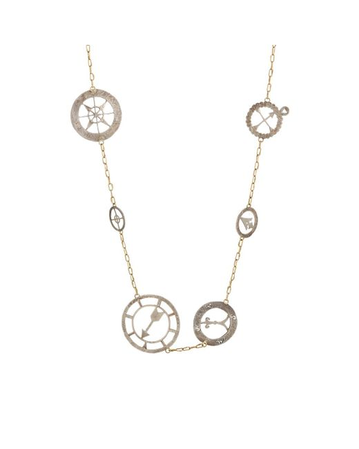 Judy Geib - Metallic Any Direction Necklace - Lyst