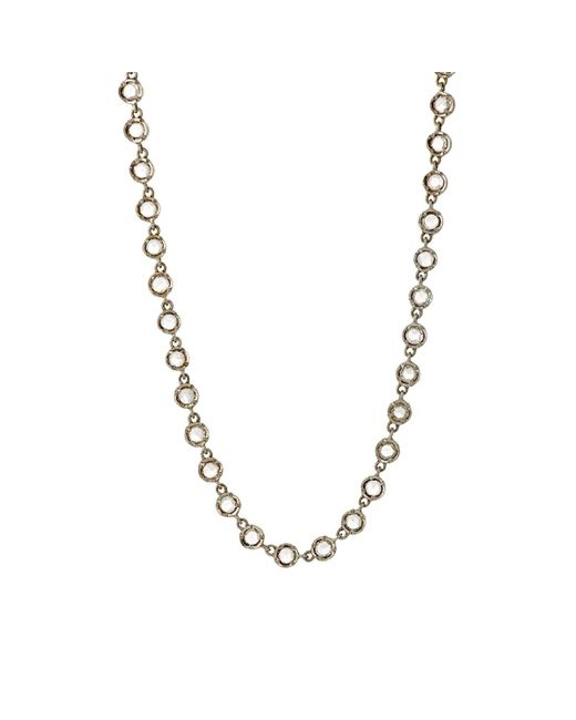 Irene Neuwirth | Metallic White-diamond Circular | Lyst