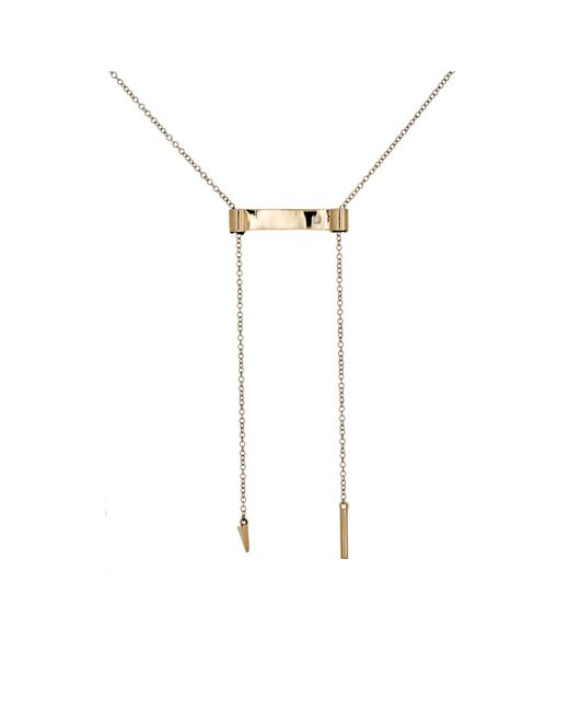 Loren Stewart | Metallic Bolero Necklace | Lyst