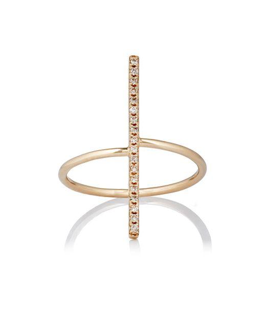 Hirotaka | Metallic Bar Ring | Lyst
