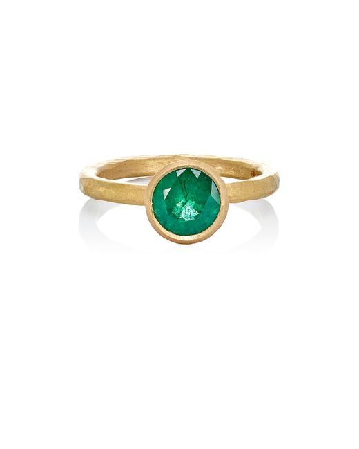 Malcolm Betts | Green Gemstone Ring | Lyst