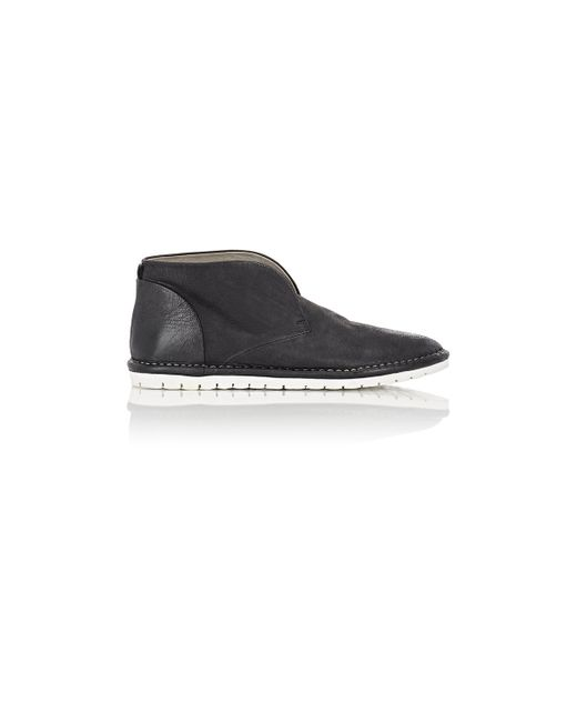 Marsèll | Black Laceless Chukka Boots | Lyst
