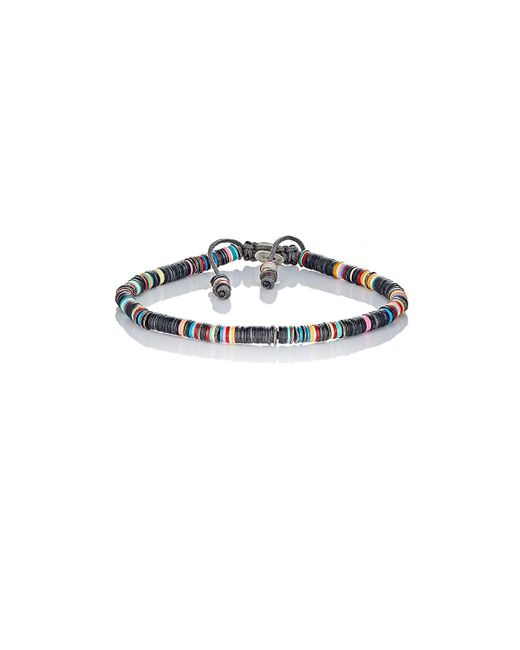M. Cohen | Black Beaded Bracelet | Lyst