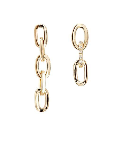 Tilda Biehn | Metallic Aurora Drop Earrings | Lyst
