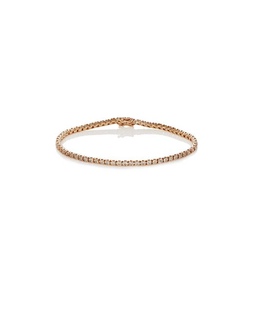 Eva Fehren | Metallic Tennis Bracelet | Lyst