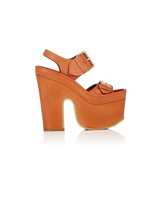 Stella McCartney   Orange Double   Lyst