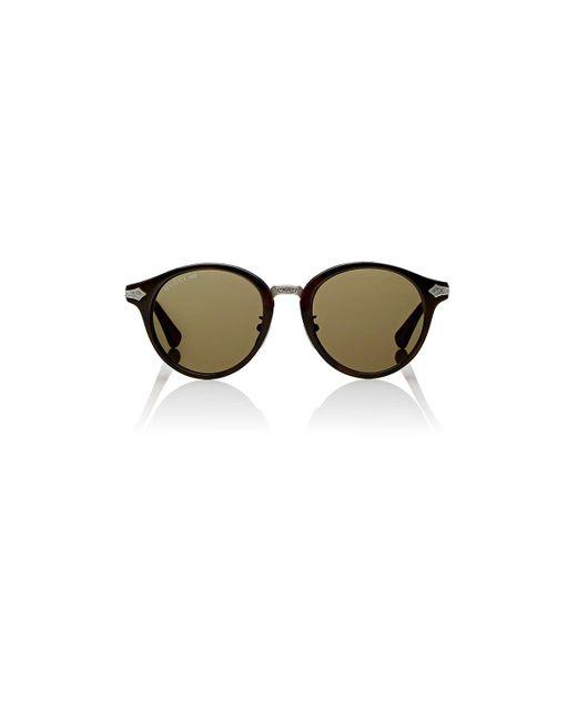 Gucci | Brown 0066s Sunglasses | Lyst