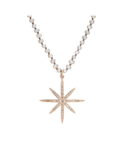 Feathered Soul | Metallic #starlight Pendant Necklace | Lyst
