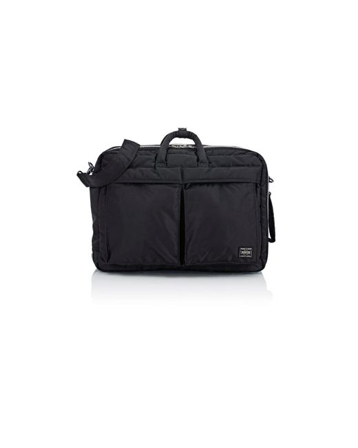 Porter | Black Tanker Briefcase/backpack for Men | Lyst