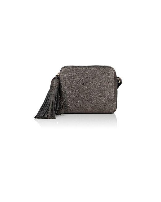 Anya Hindmarch | Gray Smiley Crossbody Bag | Lyst