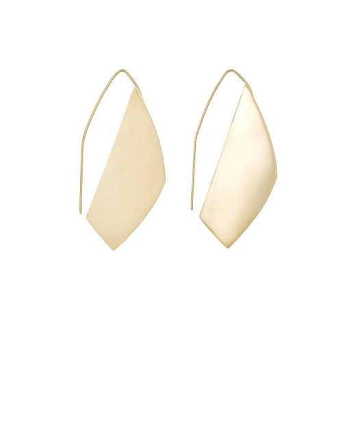 Ana Khouri - Metallic Gina Earrings - Lyst