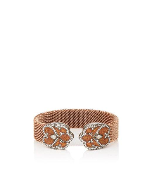 Sevan Biçakci - Orange Diamond Mosaic Bangle - Lyst