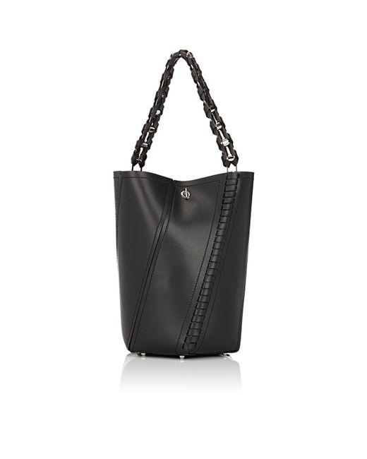 Proenza Schouler - Black Hex Medium Bucket Bag - Lyst