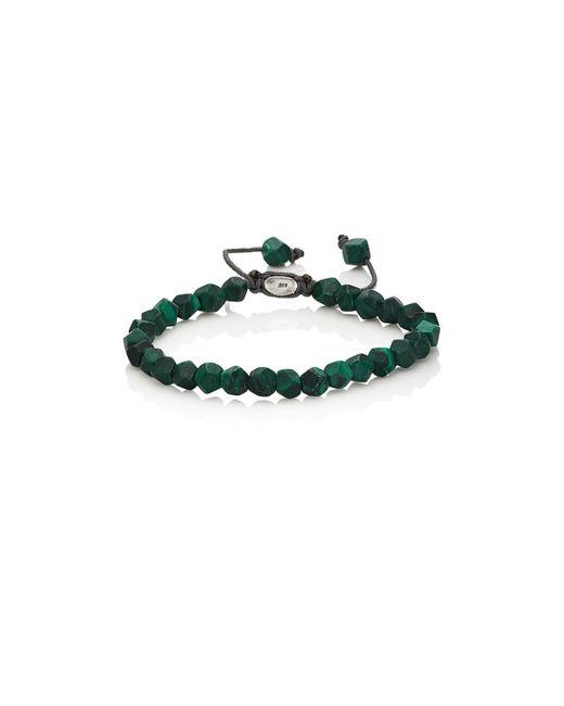 M. Cohen | Metallic Deca 10 Beaded Bracelet for Men | Lyst