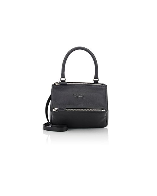 Givenchy - Black Pandora Small Messenger - Lyst